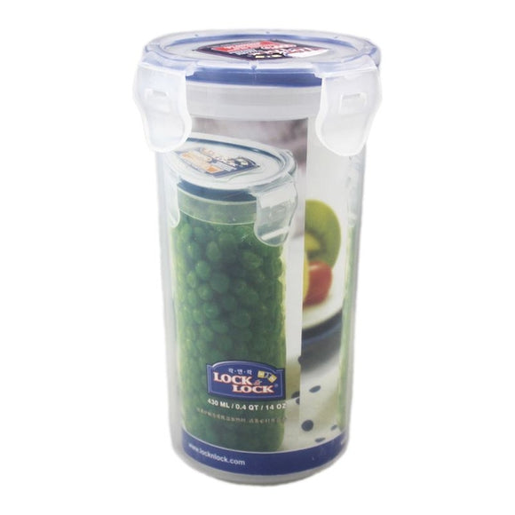 Lock & Lock 430ml Round Food Storage Container