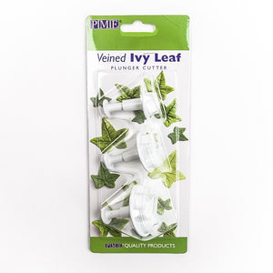 PME Ivy Leaf Plunger Cutter set of 3