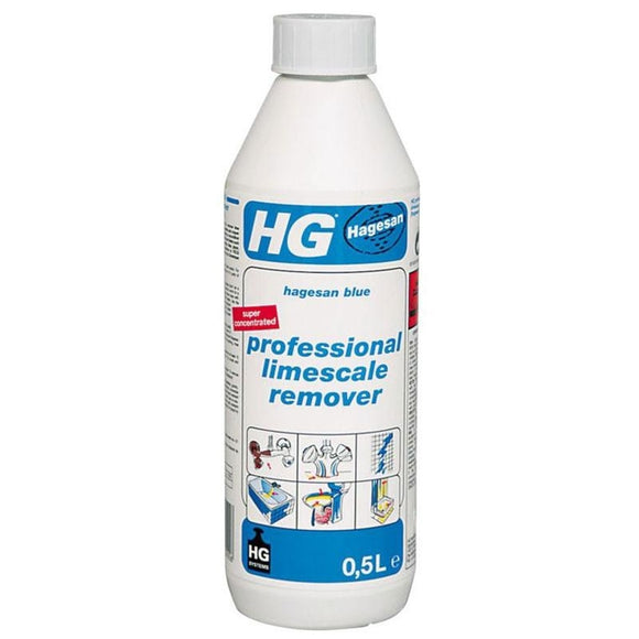 HG Professional Limescale Remover 500ml