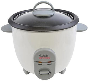 KITCHEN PERFECTED 0.8L Non-Stick Automatic Rice Cooker