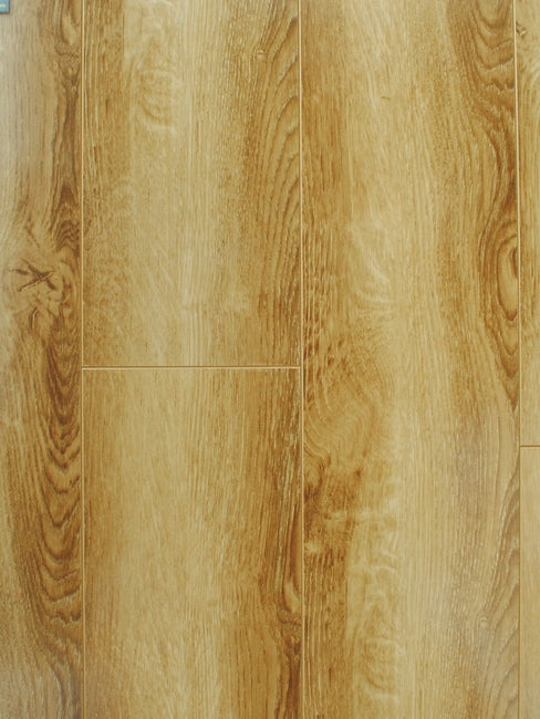 12mm Prestige Rustic Oak Wood Grain  Laminate