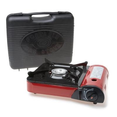 Go System Single Burner Portable Gas Stove