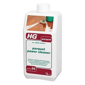 HG Parquet Power Cleaner (PE Polish Remover)