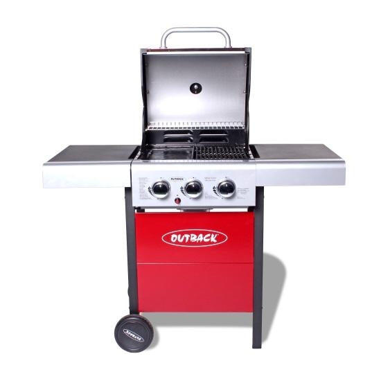Outback Meteor Select 3 Burner BBQ