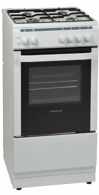 Nordmende 50cm Gas Cooker White
