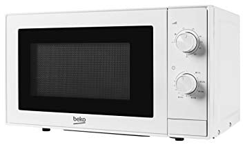 Beko 700W 20 Litre Microwave w/Grill - White
