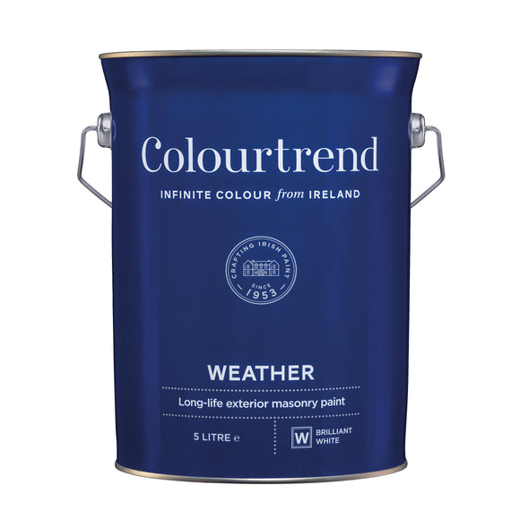 Colourtrend Weather Finish 5 Litre