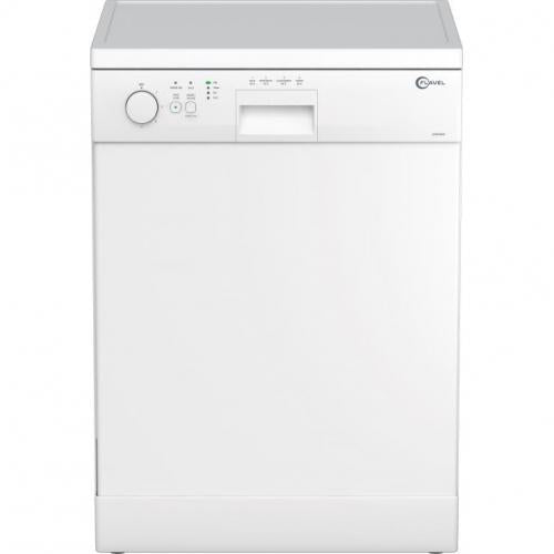 FLAVEL 13 PLACE DISHWASHER - WHITE