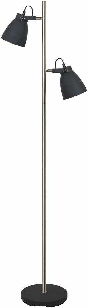 MATERA DARK GREY FLOOR LAMP