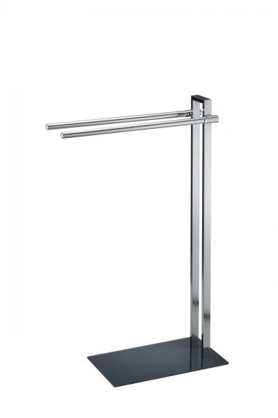 Allibert Wall Mounted Towel Rack VERRY 2 rails