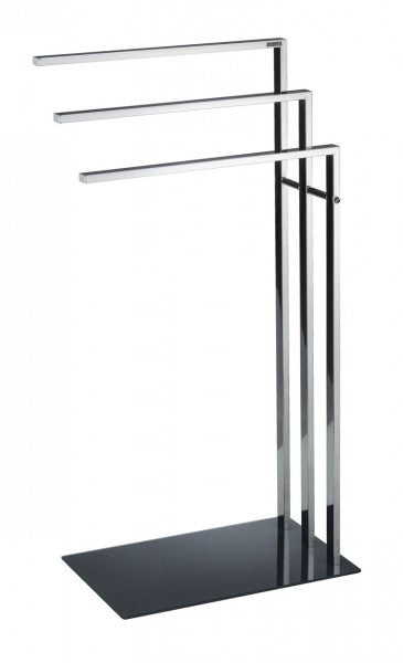 Allibert Wall Mounted Towel Rack VERRY 3 rails