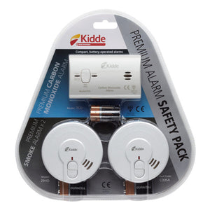Kidde Fire Safety Pack