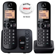 Panasonic Twin Cordless Answering System