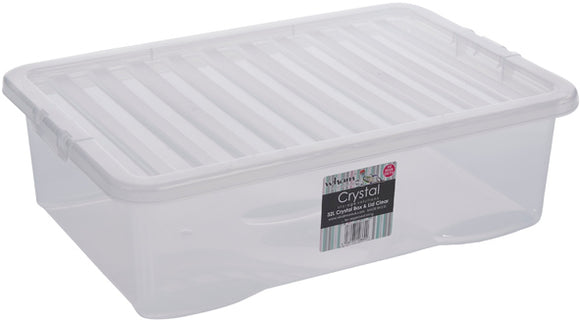 Whatmore Crystal Slim Underbed Box