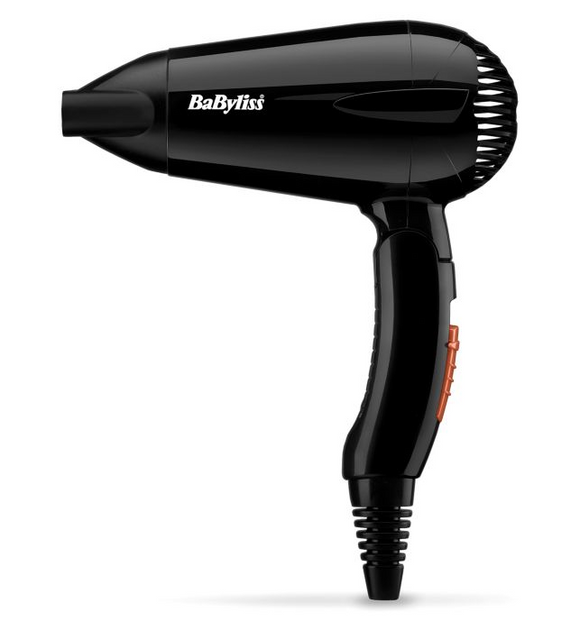 BaByliss 2000 Travel Hair Dryer