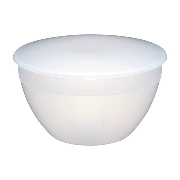 Kitchen Craft Plastic Pudding Basin 2.3ltr/4 pint