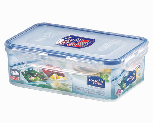 Lock & Lock 1Ltr Rectangular Food Container