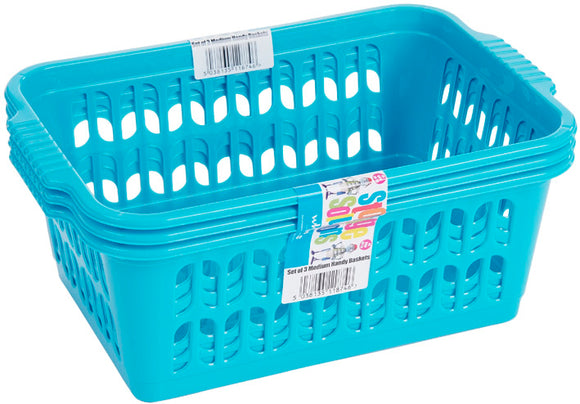 Whatmore Handy Baskets Medium Set of 3