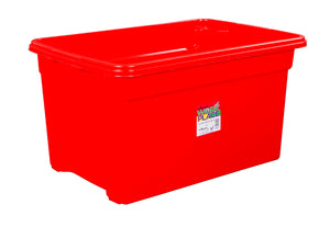 Whatmore Stack + Store 50Ltr Red