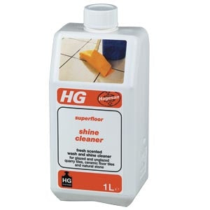 HG Shine Restoring Tile Cleaner (Superfloor Shine Cleaner) 1Ltr