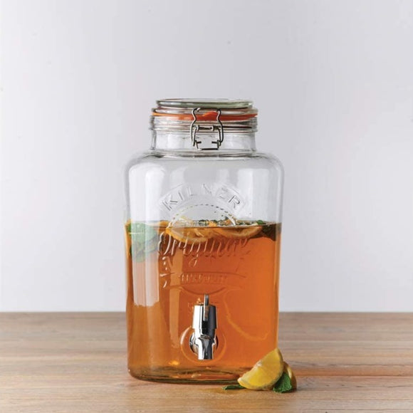 Kilner 8 Litre Drinks Lemonade Dispenser