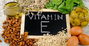 Benefits of Vitamin E in you and your Baby
