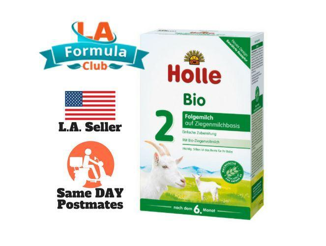 Considering Holle Organic Goat Milk Stage 2 for your Baby