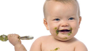Feeding the Baby Complementary Foods After the Age of 6 Months