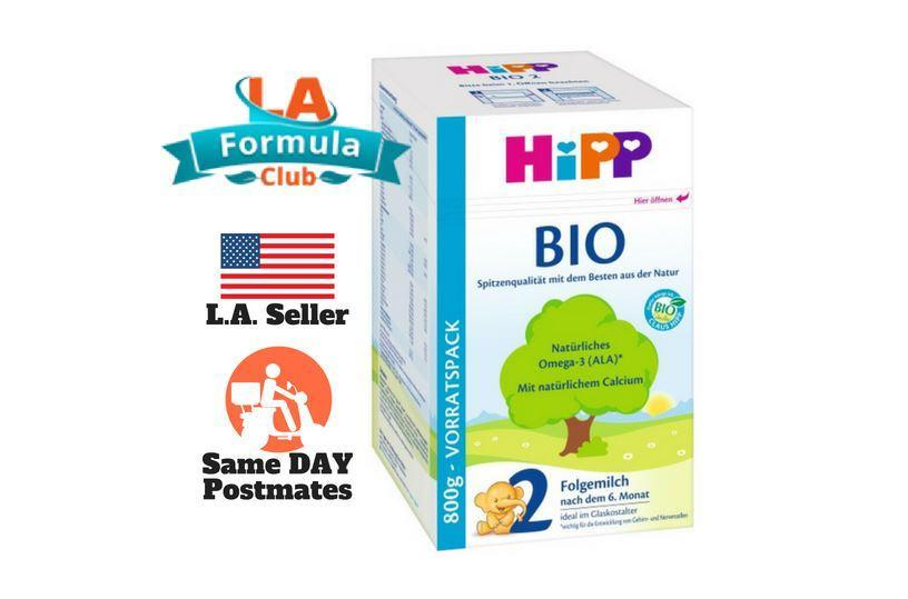 Know your Hipp BIO Organic Follow On Milk Stage 2
