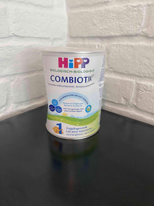 HiPP DUTCH Stage 1 Combiotic Infant Milk (800g) Formula Organic Formula betterorganicformula Dented Can - single
