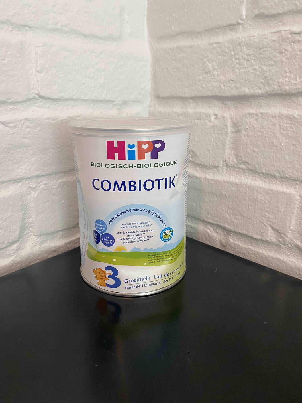 HiPP DUTCH Stage 3 Combiotic Toddler (900g) Formula Organic Formula betterorganicformula Dented Can - single