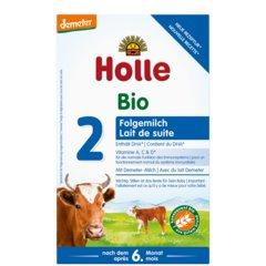 Holle Stage 2 Organic (Bio) Follow-on Infant Baby Milk Formula (600g) Organic Formula betterorganicformula 1 Pack