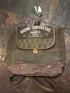 Marine Co Backpack