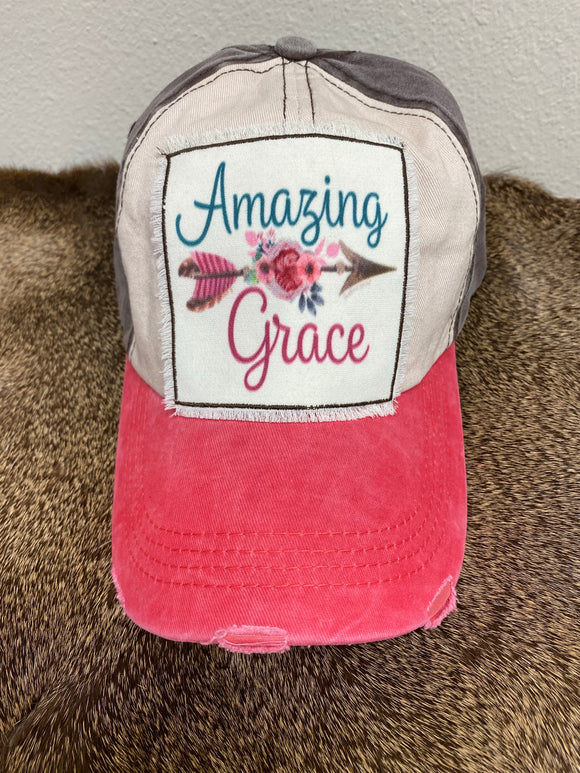 Amazing Grace Cap