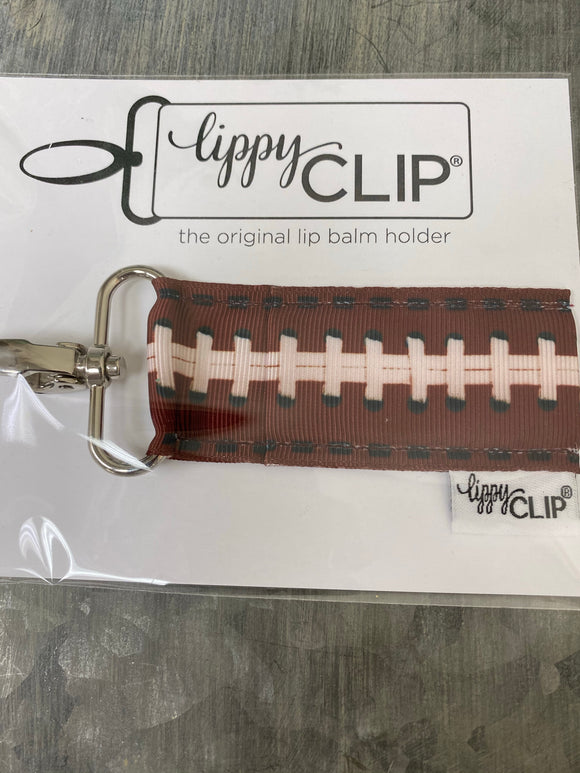 Lippy Clip Football