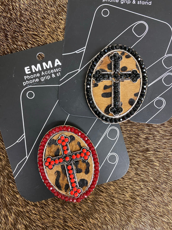 Cross Pop Socket