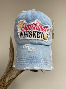 Sunshine & Whiskey Cap
