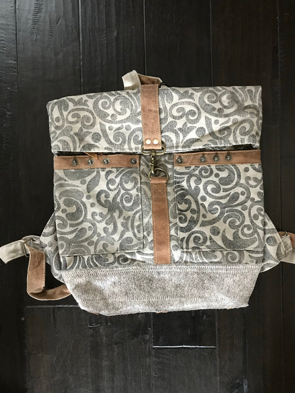 Grey Dove Backpack