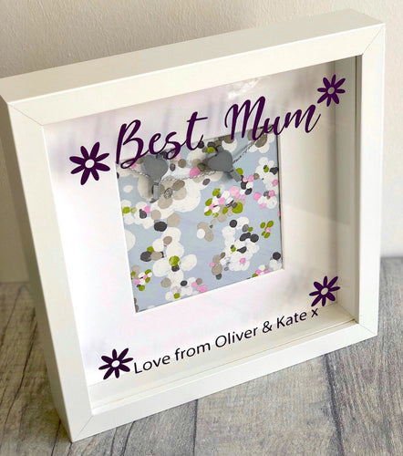 Personalised Mother's Day photo frame