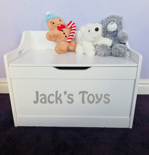 Beautiful personalised wooden Toy boxes that make a fabulous present. Great storage that is gorgeous at the same time. Our personalised children's furniture is of the highest quality you could possibly find. We make sure it is unique, special, spacious and fits any style of interior to go with your house.