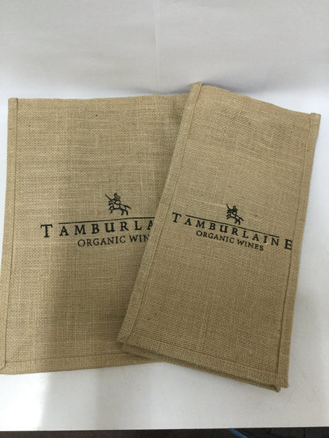 Jute Bag - Tamburlaine Organic Wines