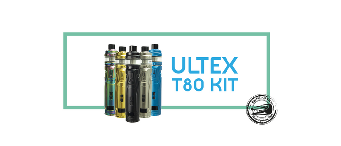 Introducing the Joytech ULTEX T80 Kit