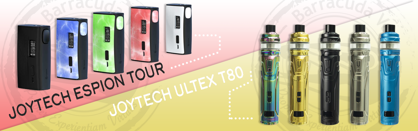 Joytech ULTEX T80 UK