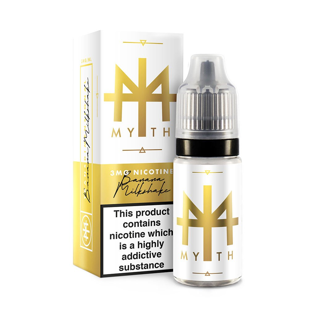 Myth 10ml - Banana Milkshake