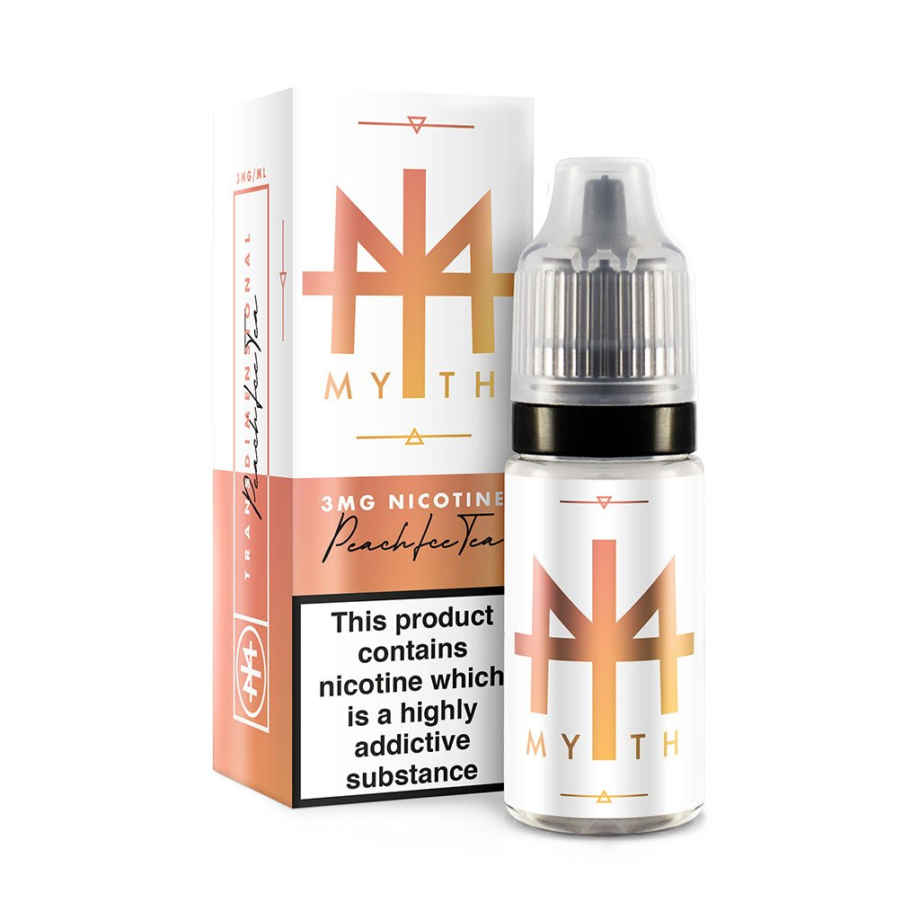 Myth 10ml - Peach Ice Tea