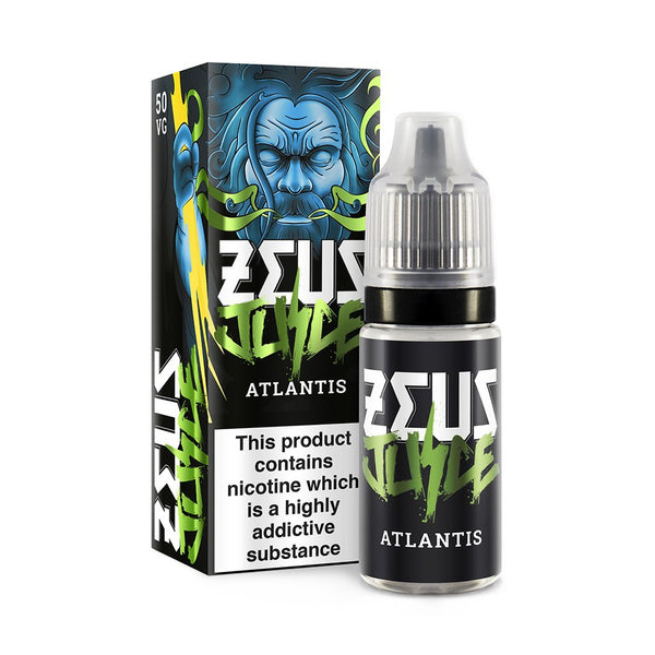 Zeus Juice 50/50 - Atlantis