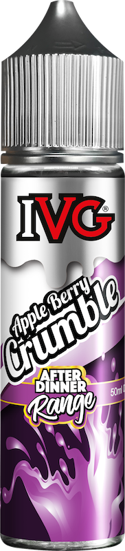 IVG Desserts Shortfill - Apple Berry Crumble