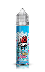 IVG Pops Shortfill - Bubblegum Millions Lollipop