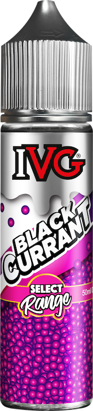 IVG Sweets Shortfill - Blackcurrant