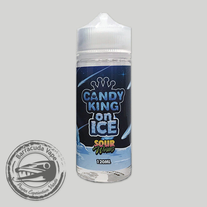 Candy King On Ice Shortfill - Sour Worms